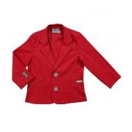 Crveni dečiji sako