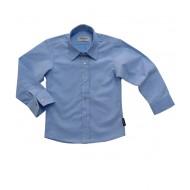 Plava dečija košulja