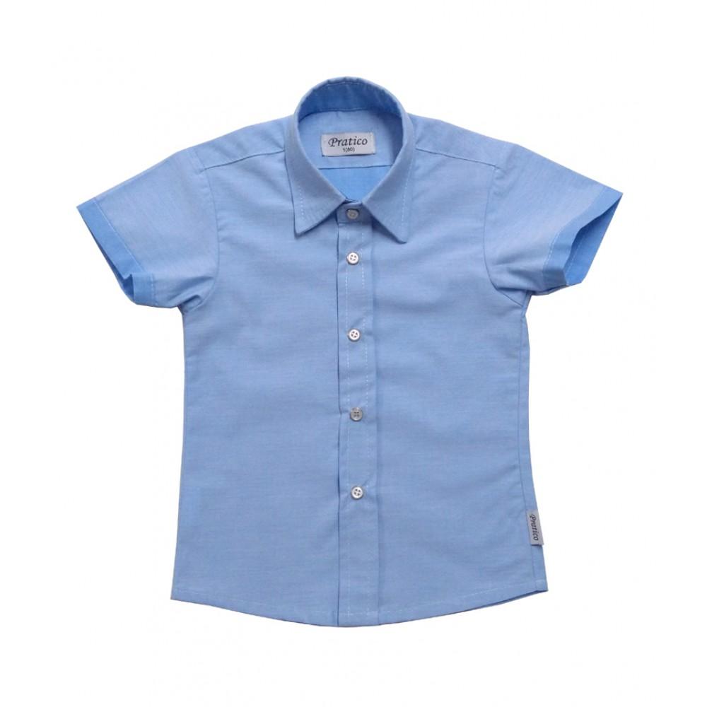 Denim-plava košulja